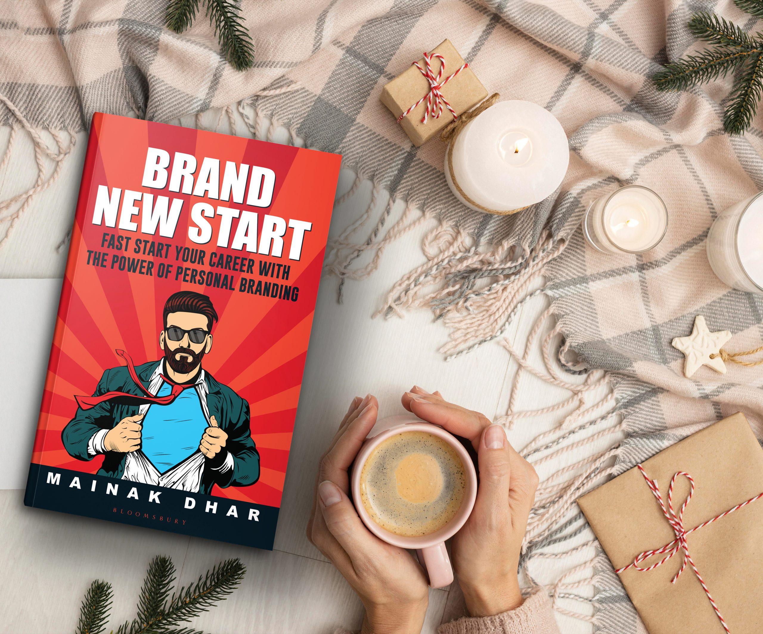 Brand New Start by Mainak Dhar