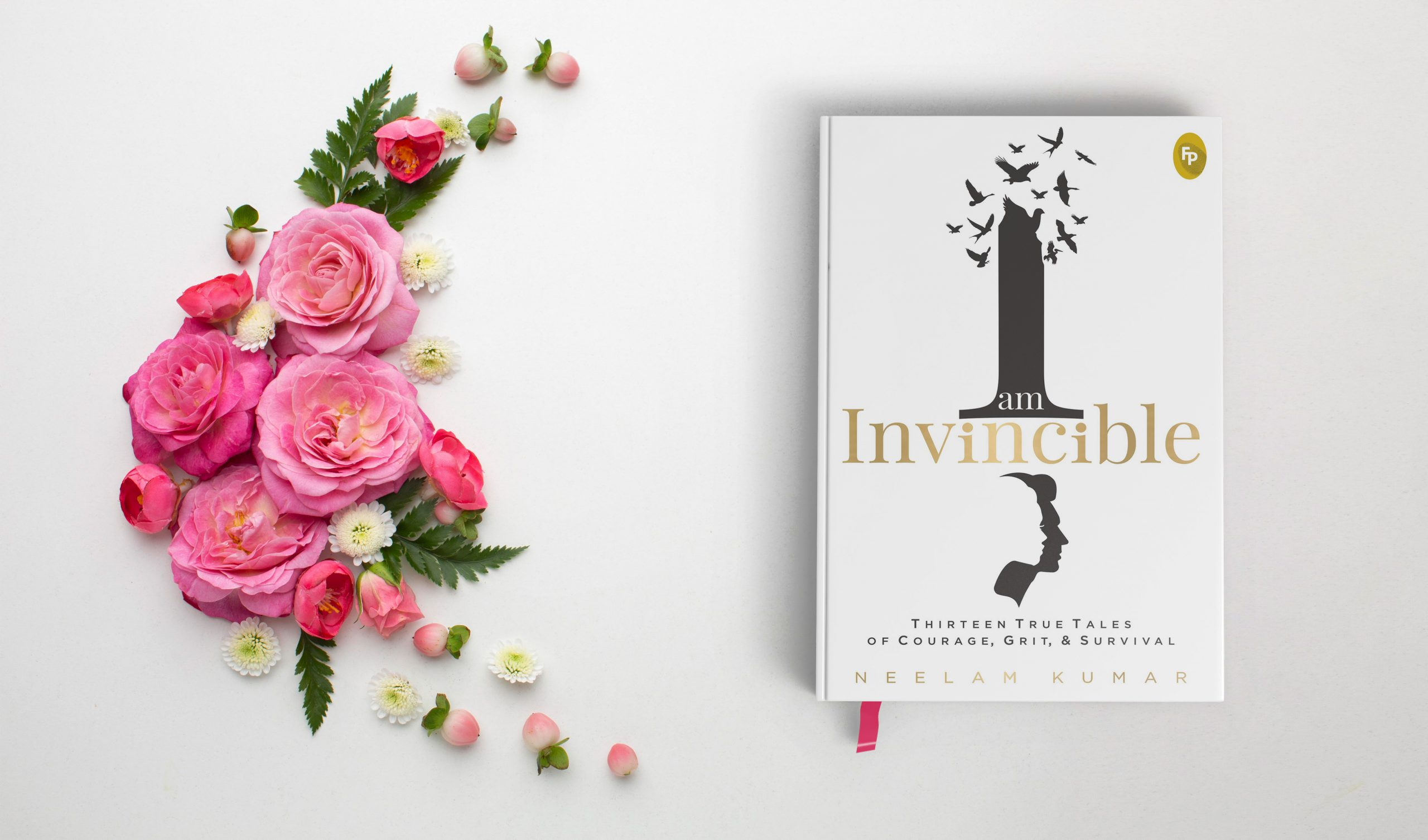 Book Review - I Am Invincible by Neelam Kumar