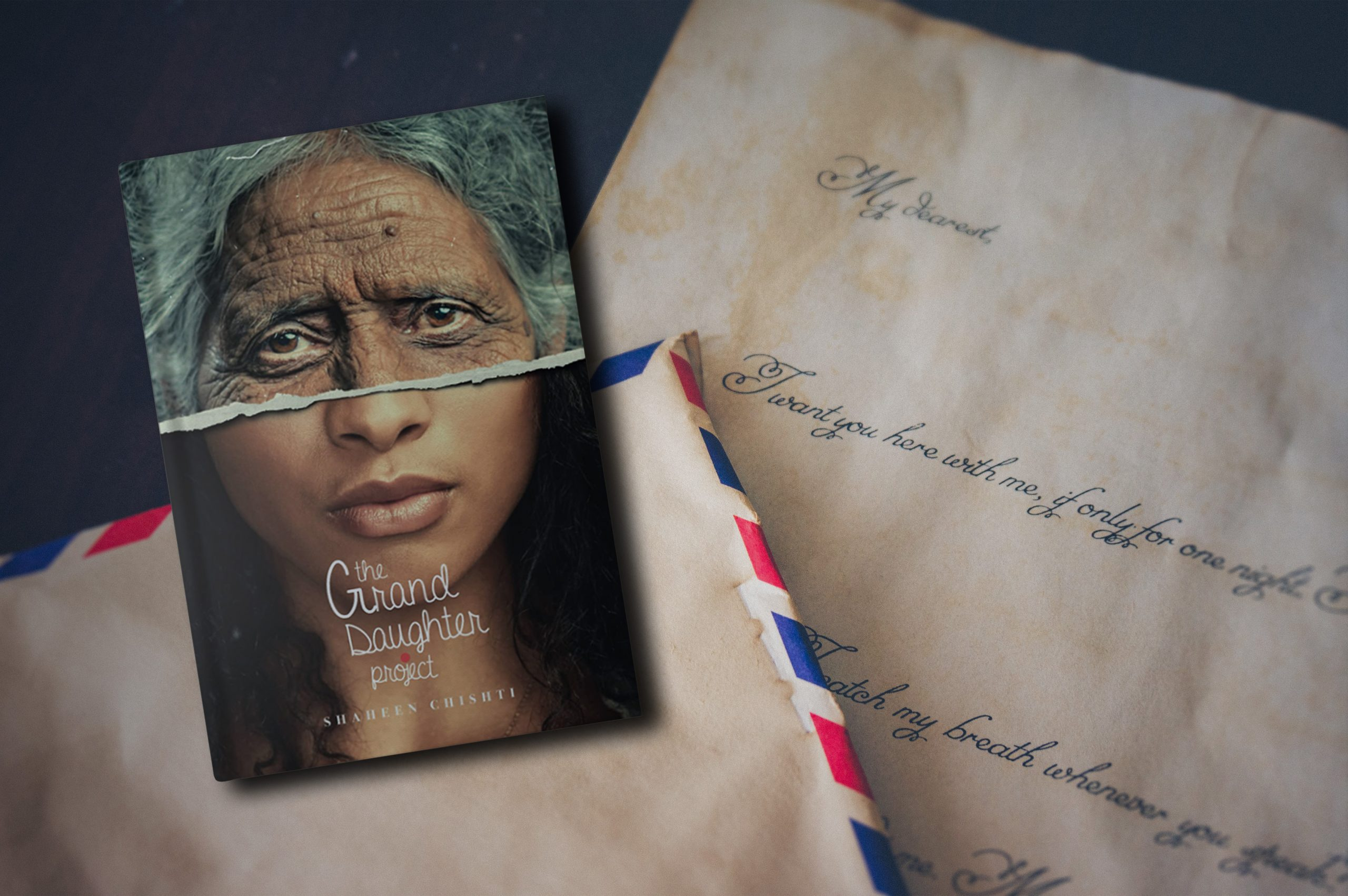 Book Review - The Granddaughter Project by Shaheen Chisti