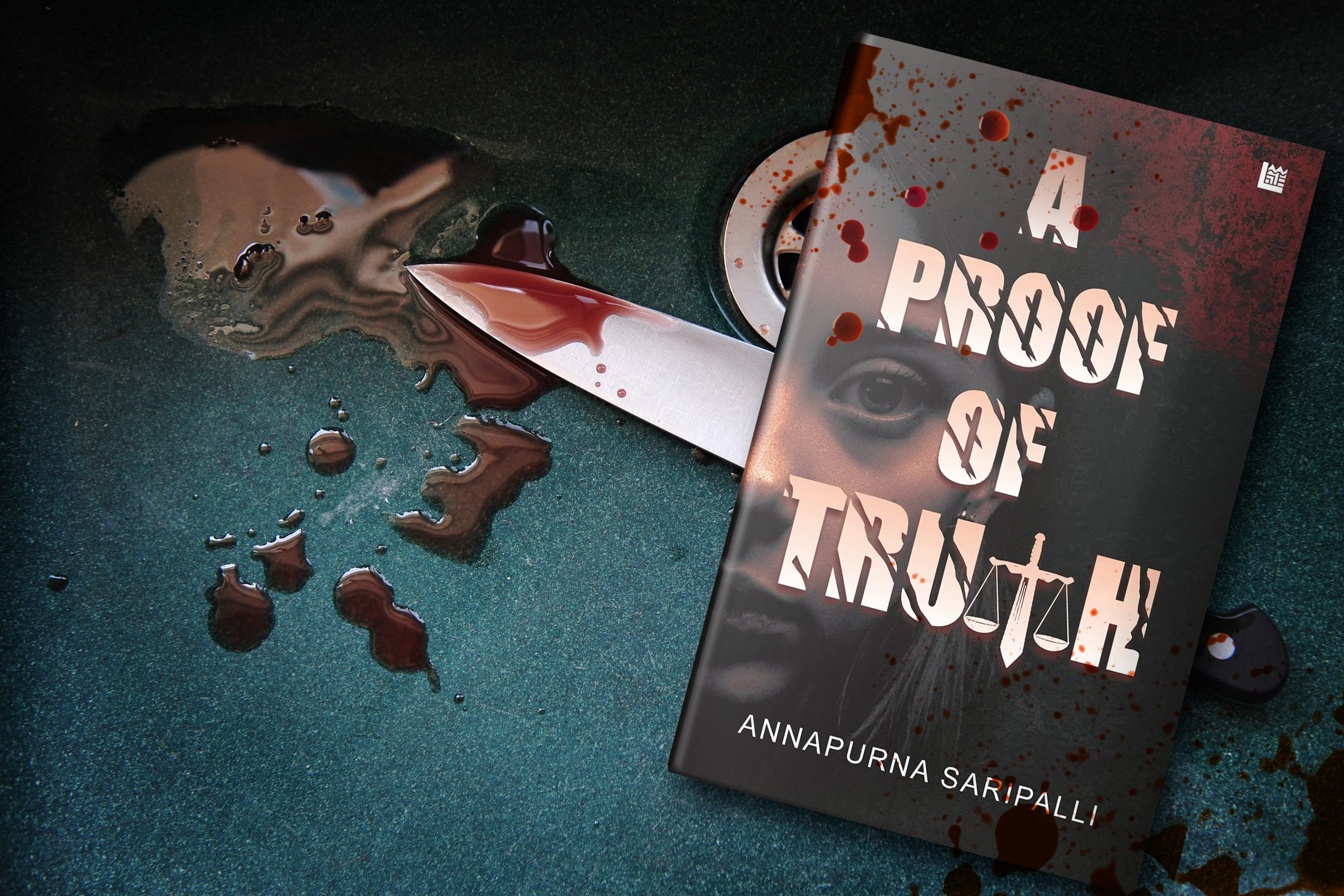 Book Review - A Proof of Truth by Annapurna Saripalli