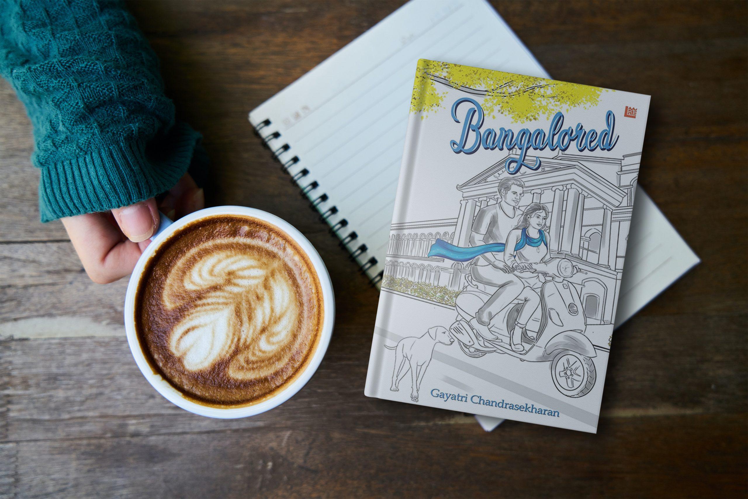 Book Review - Bangalored by Gayatri Chandrasekharan