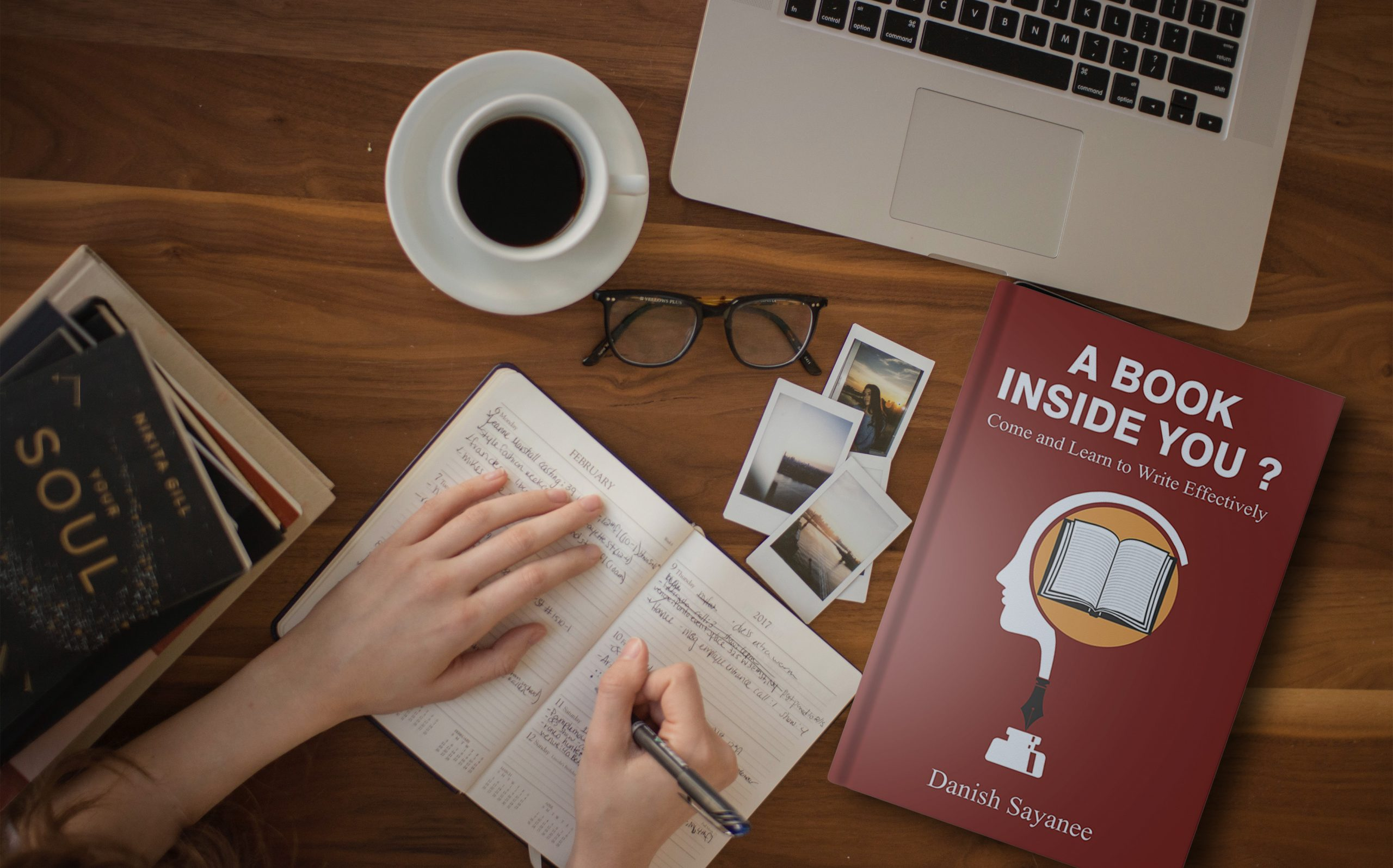 Book Review - A Book Inside You by Danish Sayanee