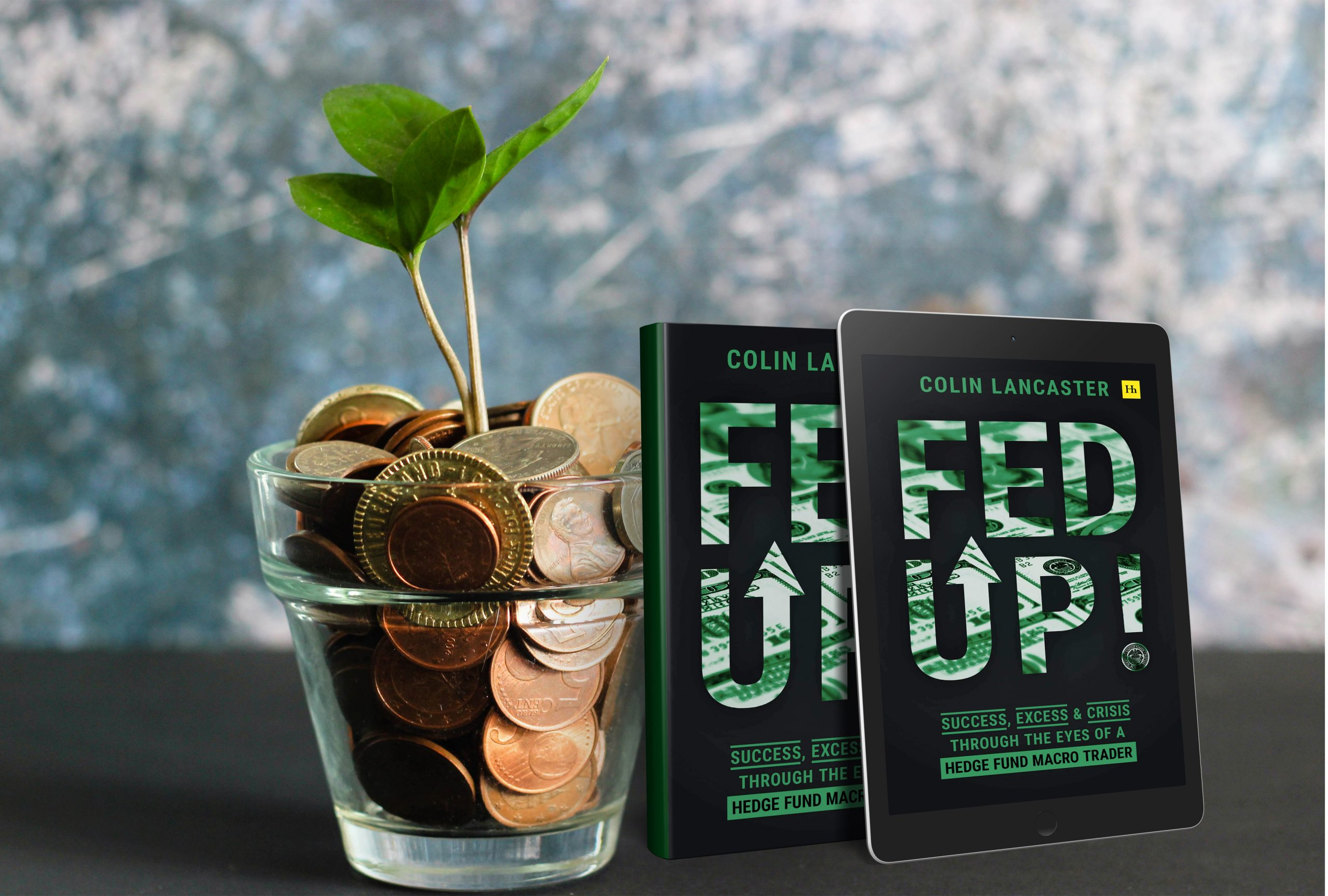 Book Review - Fed Up by Colin Lancaster