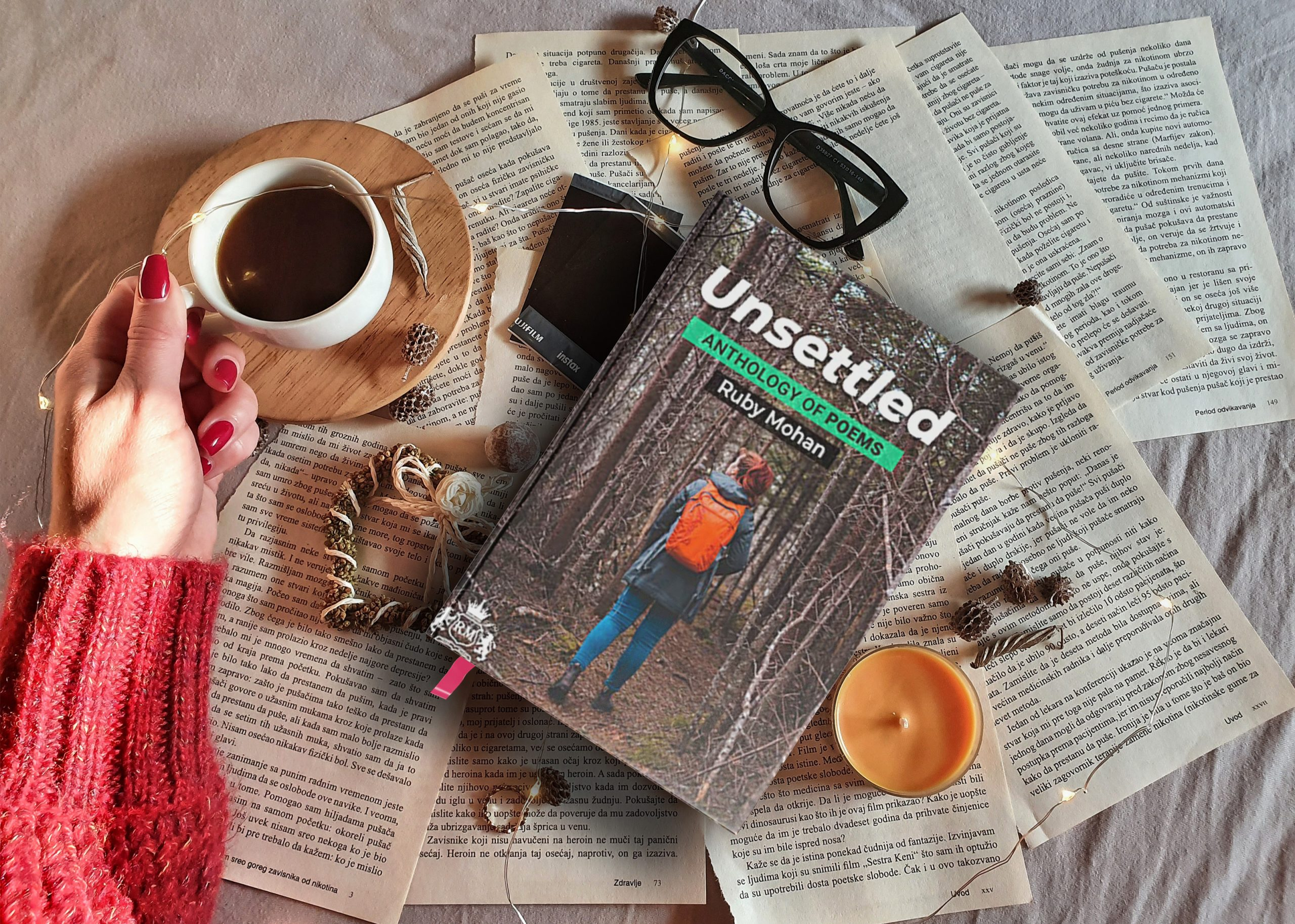 Unsettled by Ruby Mohan